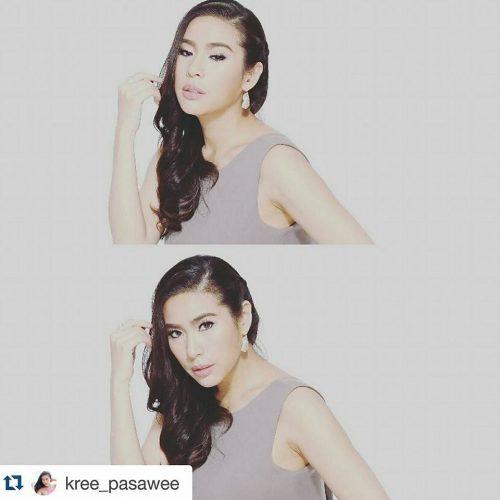 Kree Pasawee Model& Actress Dec 2015